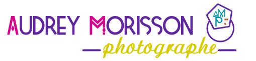 Audrey Morisson photographe lifestyle logo